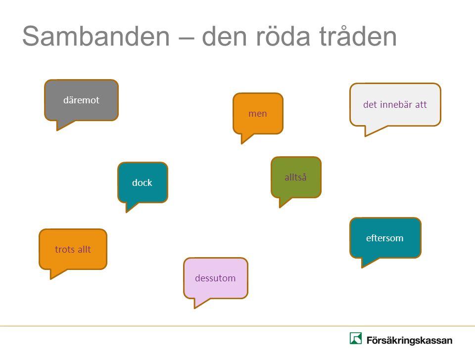 Språket i offentlig verksamhet ska vara vårdat, enkelt och begripligt.