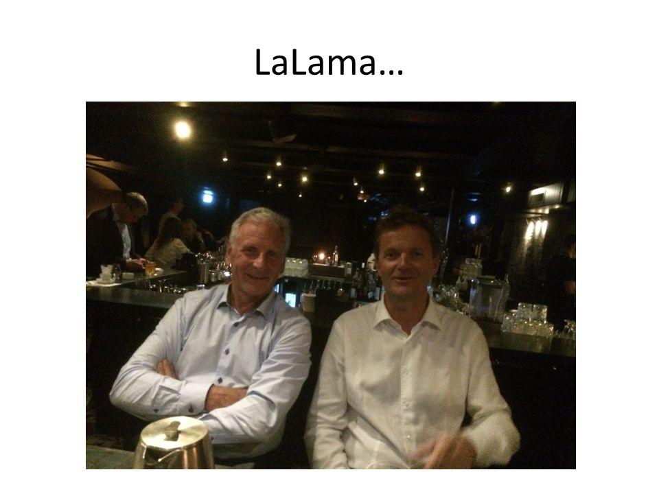 LaLama…
