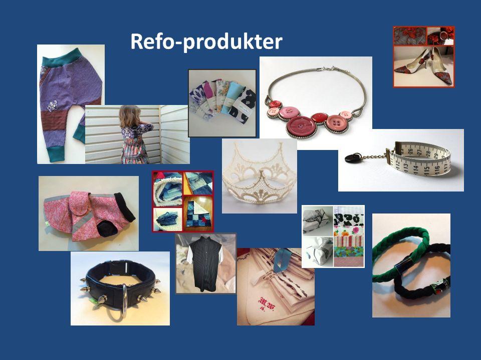 Refo-produkter