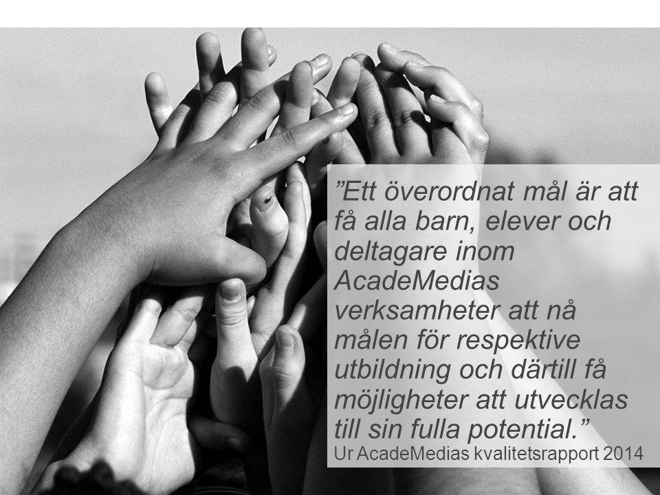 Gemensam kvalitetsdefinition Att nå så hög måluppfyllelse som möjligt utifrån de nationella målen för utbildningen/verksamheten, att göra det på ett sätt som vinner våra kunders förtroende och att göra våra barn/elever/deltagare väl rustade att gå vidare i utbildningssystemet eller yrkeslivet och samhällslivet  För oss handlar kvalitet om följande tre aspekter: ‒ Funktionell kvalitet – i vilken mån nås de nationella målen för utbildningen.