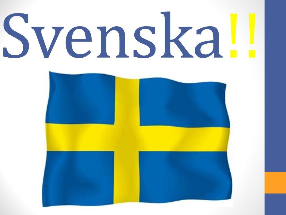 Svenska!!