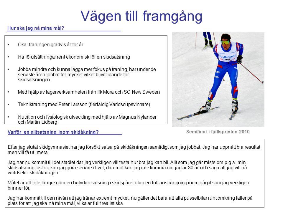 Peter Larsson om Adam Adam är en ung och lovande skidåkare med stor potential som redan har uppnått fina resultat.