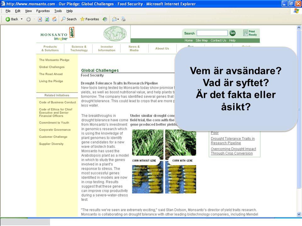 Utvärdera, referera och undvika plagiat Artikel i en tidskrift eller tidning Hemmungs Wirtén, Eva (2000).