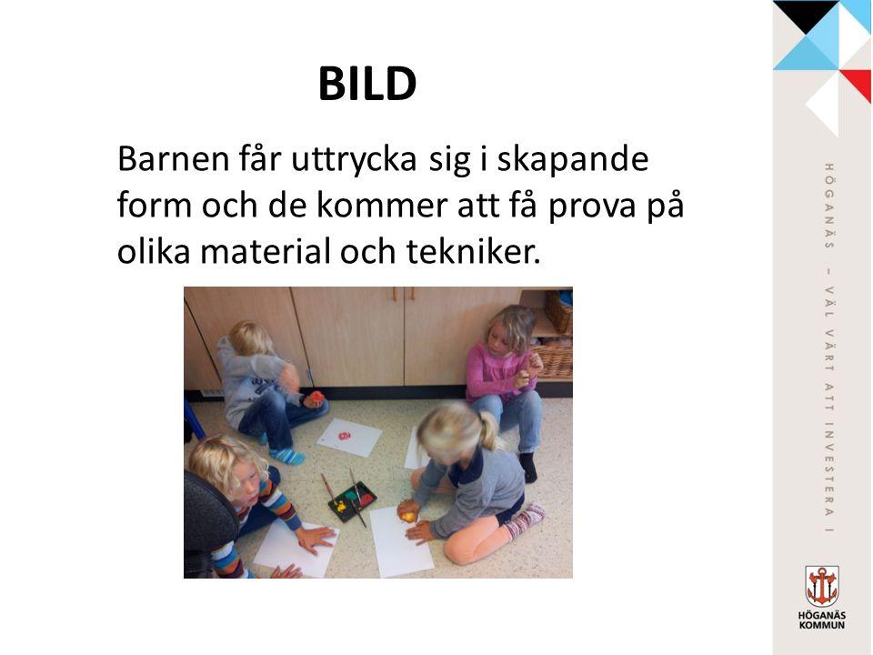 MATEMATIK Vi arbetar praktiskt med grundläggande taluppfattning och ger barnen verktyg för att bygga upp förståelse för tal.