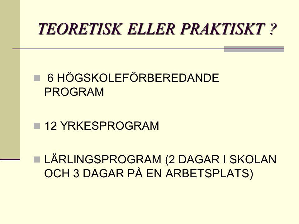 SAMVERKANS AVTAL I STOCKHOLMS LÄN Du som är skriven i Ekerö kommun tas emot som sökande i första hand till samtliga nationella program i alla kommuner i Stockholms län Introduktionsprogrammet Ingår inte i samverkansavtalet.