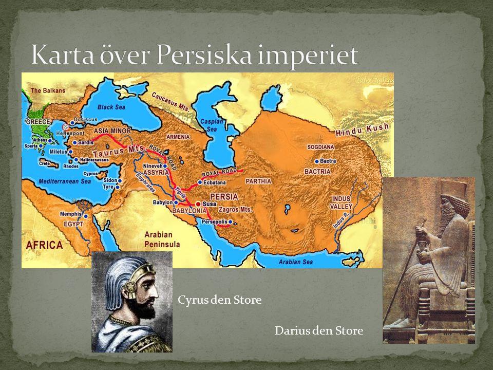 Darius den Store Cyrus den Store