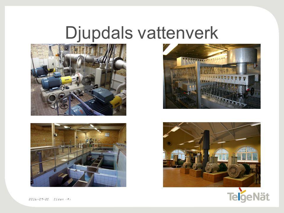 2016-09-20Sidan 3 Djupdals vattenverk