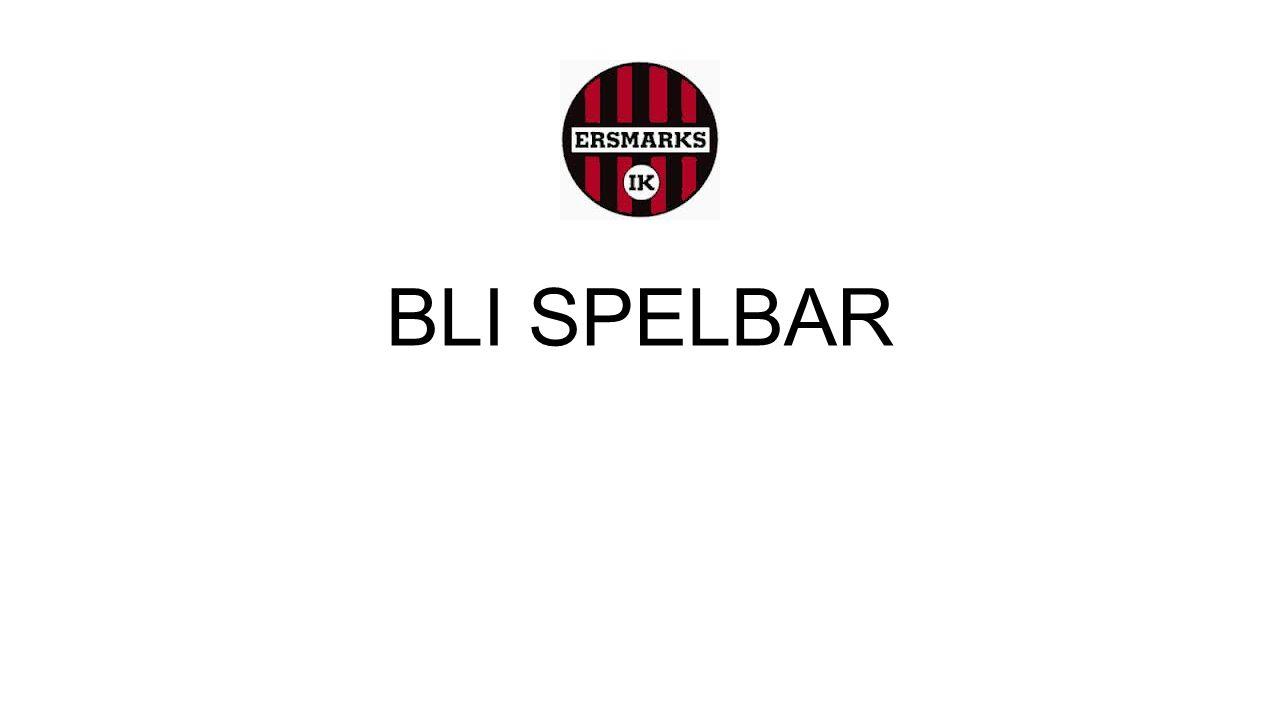 BLI SPELBAR