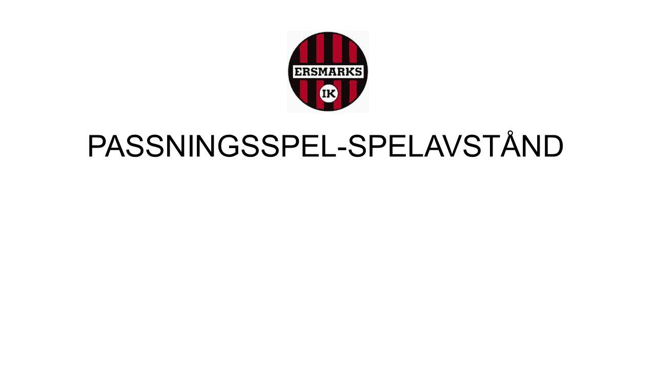 PASSNINGSSPEL-SPELAVSTÅND