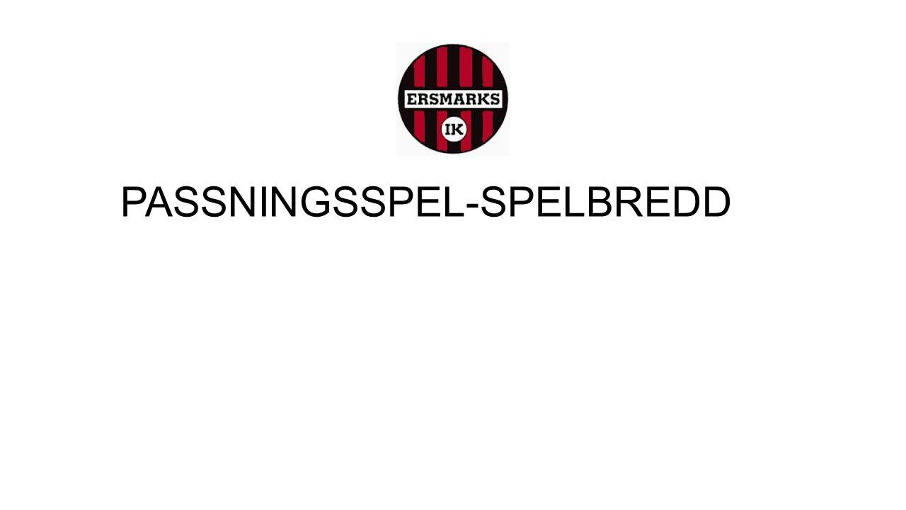 PASSNINGSSPEL-SPELBREDD