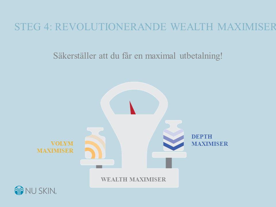 Säkerställer att du får en maximal utbetalning.