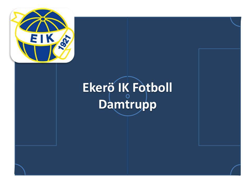 M Ekerö IK Fotboll Damtrupp Ekerö IK Fotboll Damtrupp
