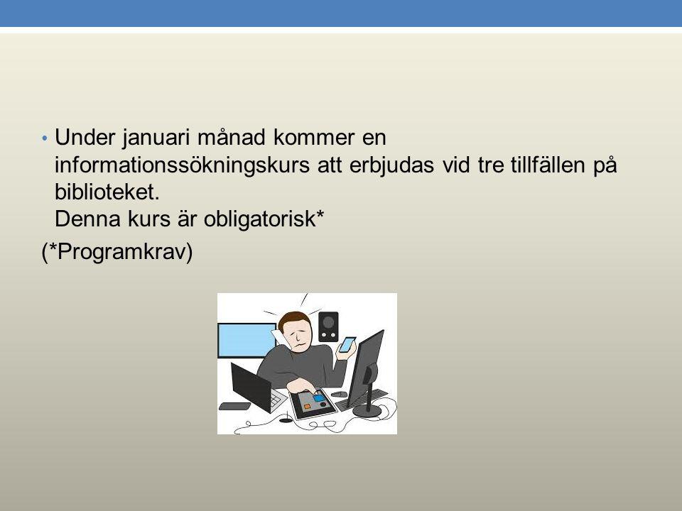 Kurs i projektplanering och rapportering Steg 4.