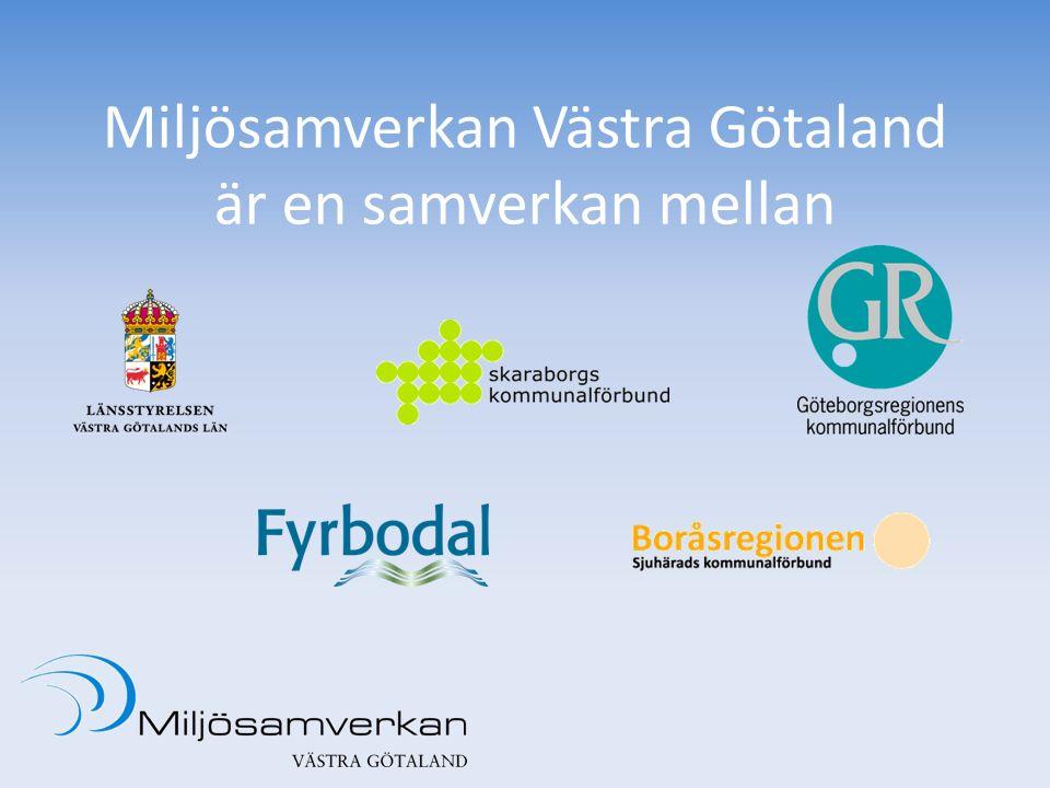 Miljösamverkan Västra Götaland är en samverkan mellan