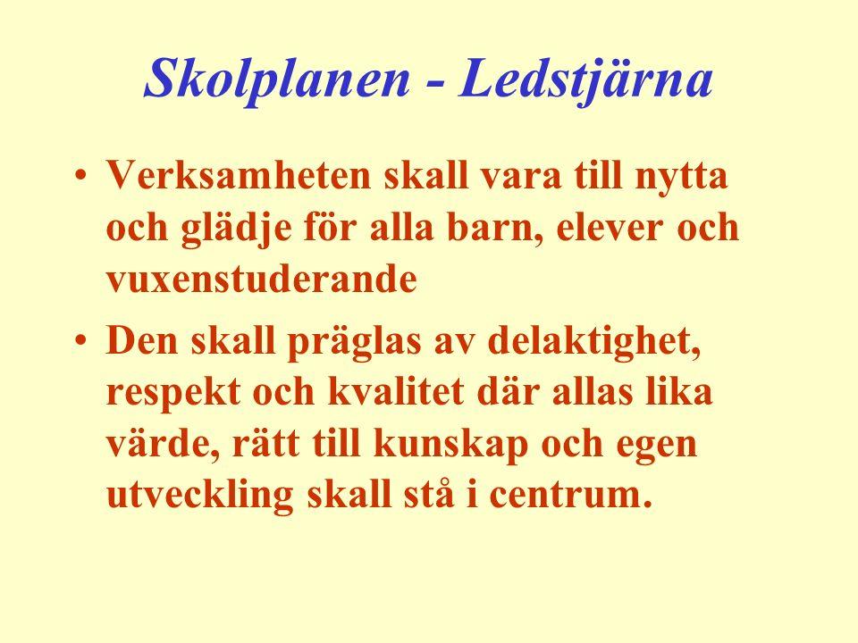 Operativt Nätverk Lokala arbetsgrupper Skola-Närsamhälle utvecklas över hela Gotland
