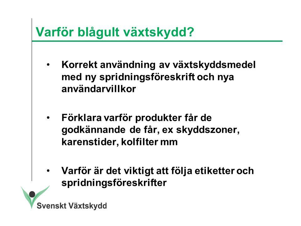Svenska livsmedel ska ha en fortsatt hög status.