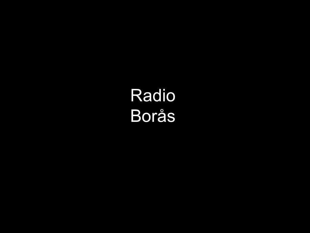 NÄRRADION Radio Borås 92,5 Mhz MÅNDAGAR 21.00Concorde FREDAGAR 18.30Andliga sånger 19.30Kyrkliga förbundet 20.00Förbönsprogrammet.