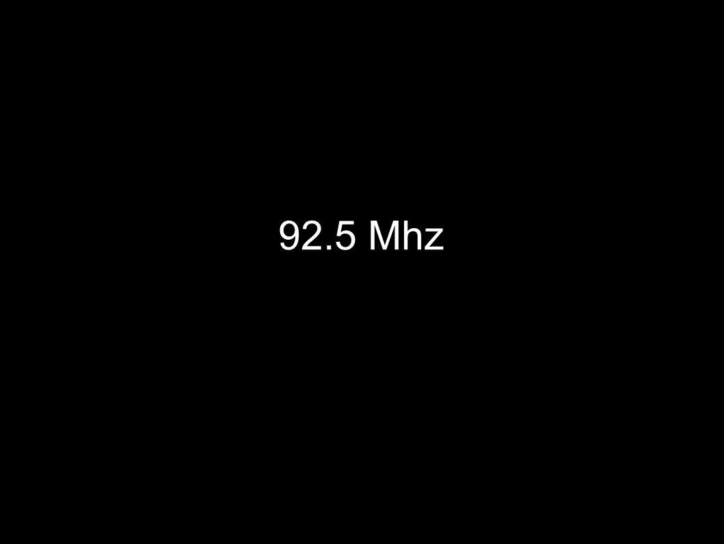 92.5 Mhz