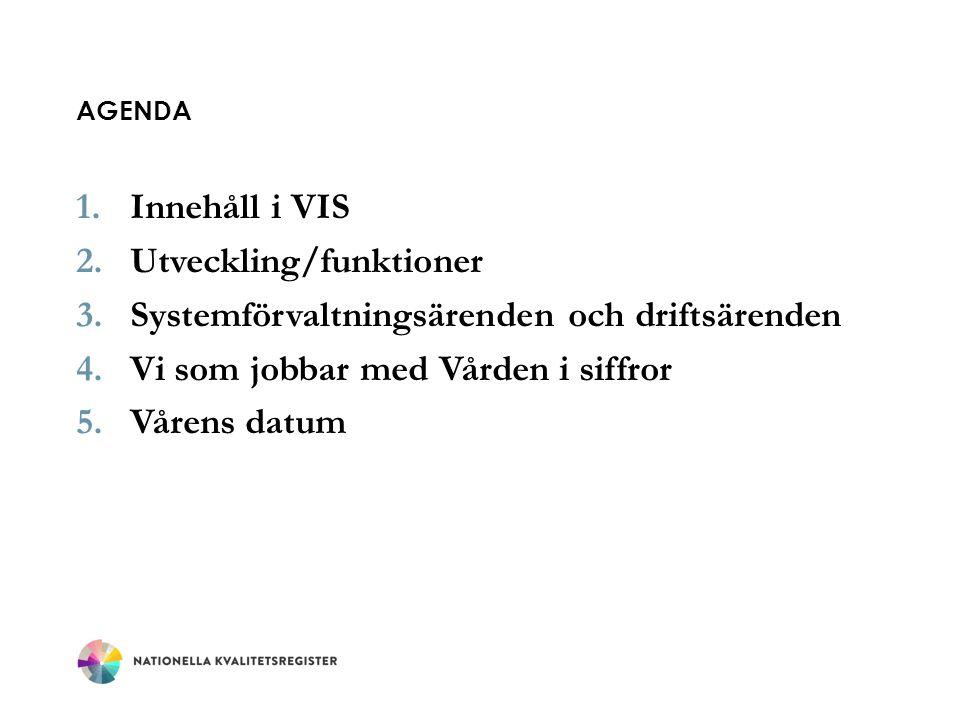 DRIFTSTATUS PÅ INERA.SE