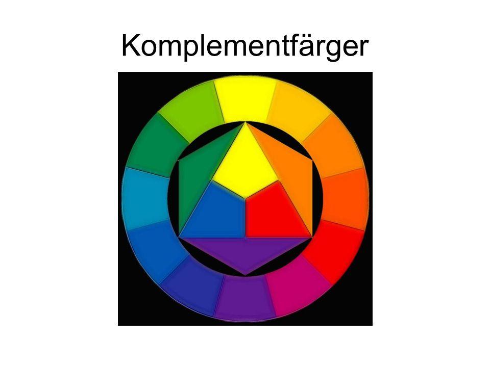 Komplementfärger