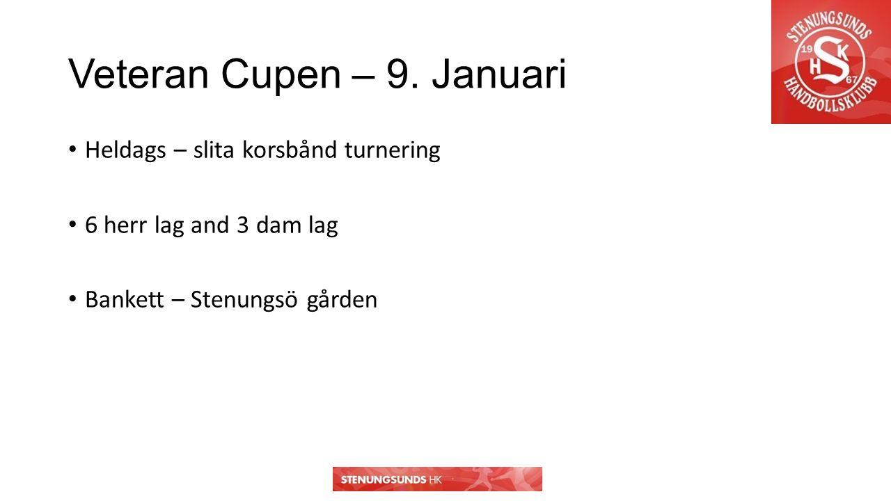 Veteran Cupen – 9.
