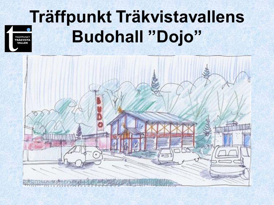 Träffpunkt Träkvistavallens Budohall Dojo