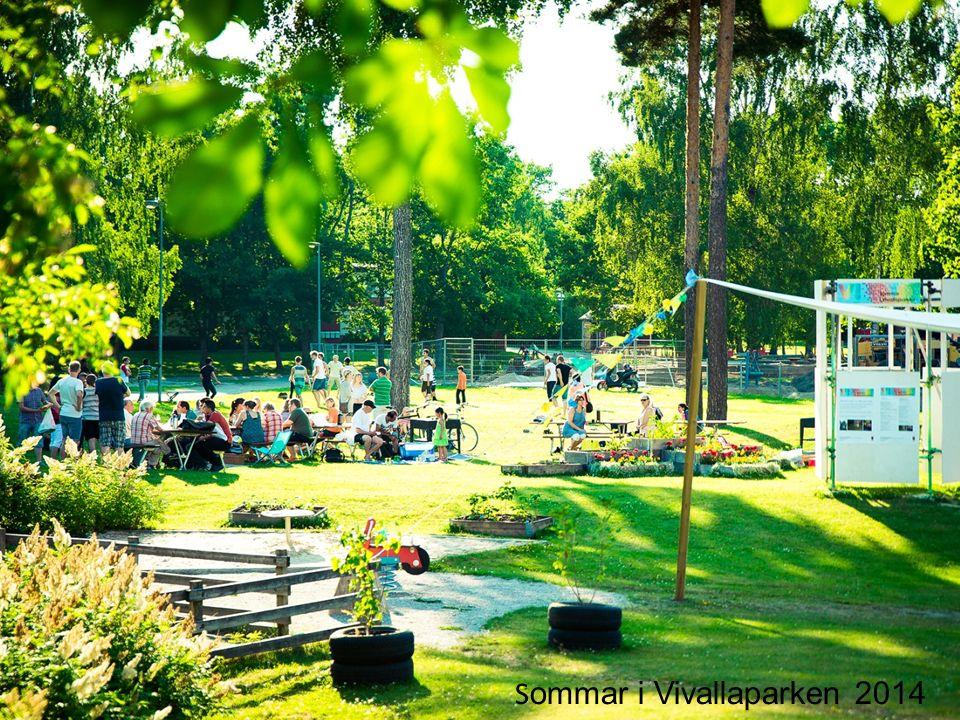 S ommar i Vivallaparken 2014