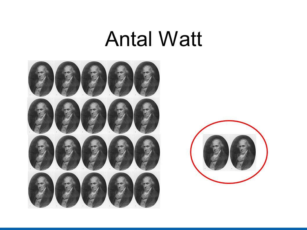 Antal Watt
