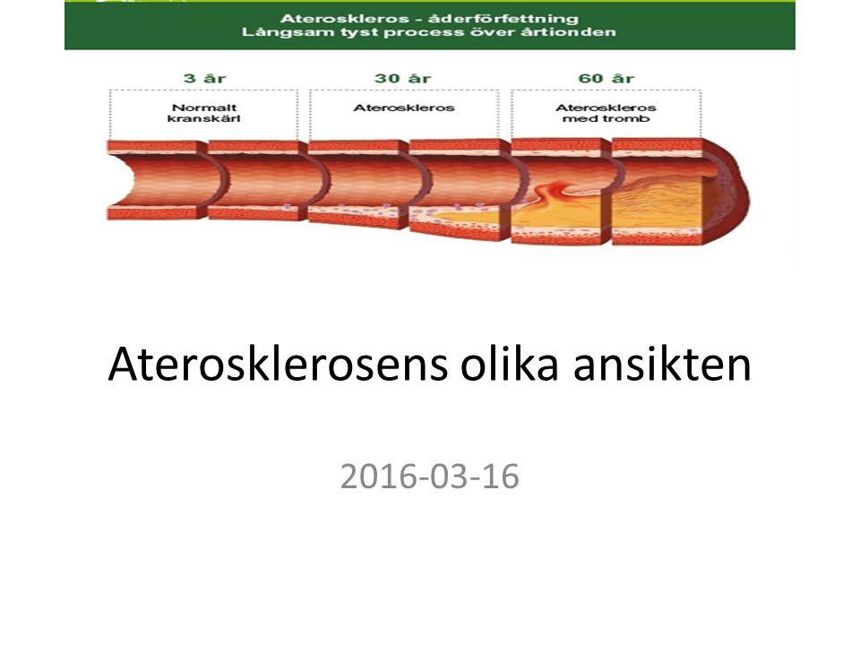 Aterosklerosens olika ansikten 2016-03-16