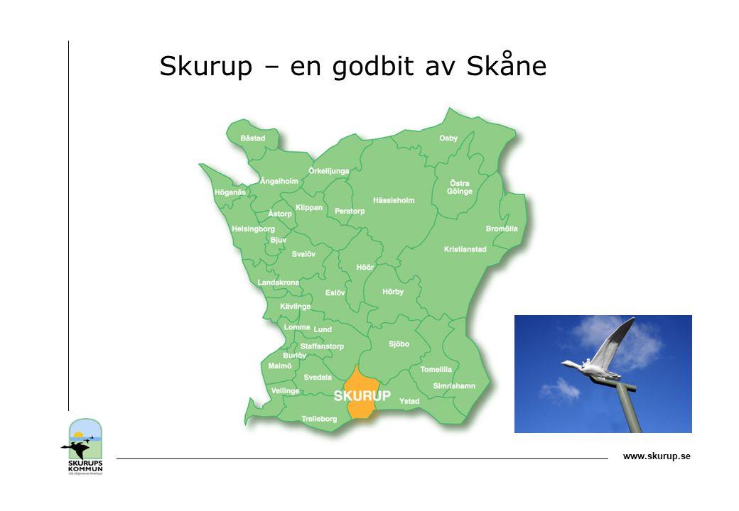 Skurup – en godbit av Skåne