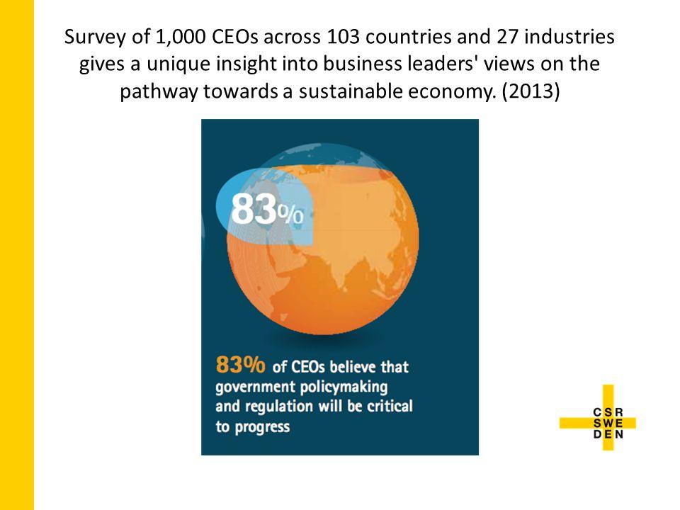 -Ser du att krav på hållbarhetsrapportering är en hjälp för företag att arbeta mer proaktivt med riskhantering?