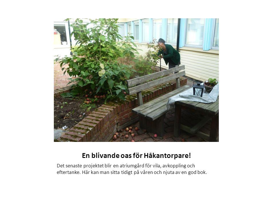 En blivande oas för Håkantorpare.