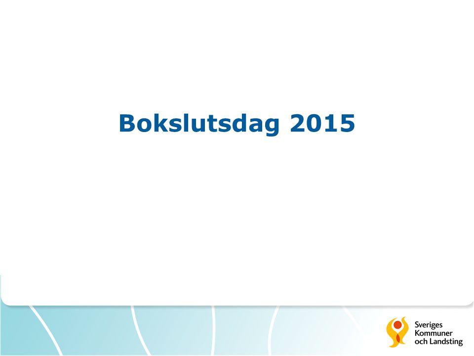 Bokslutsdag 2015