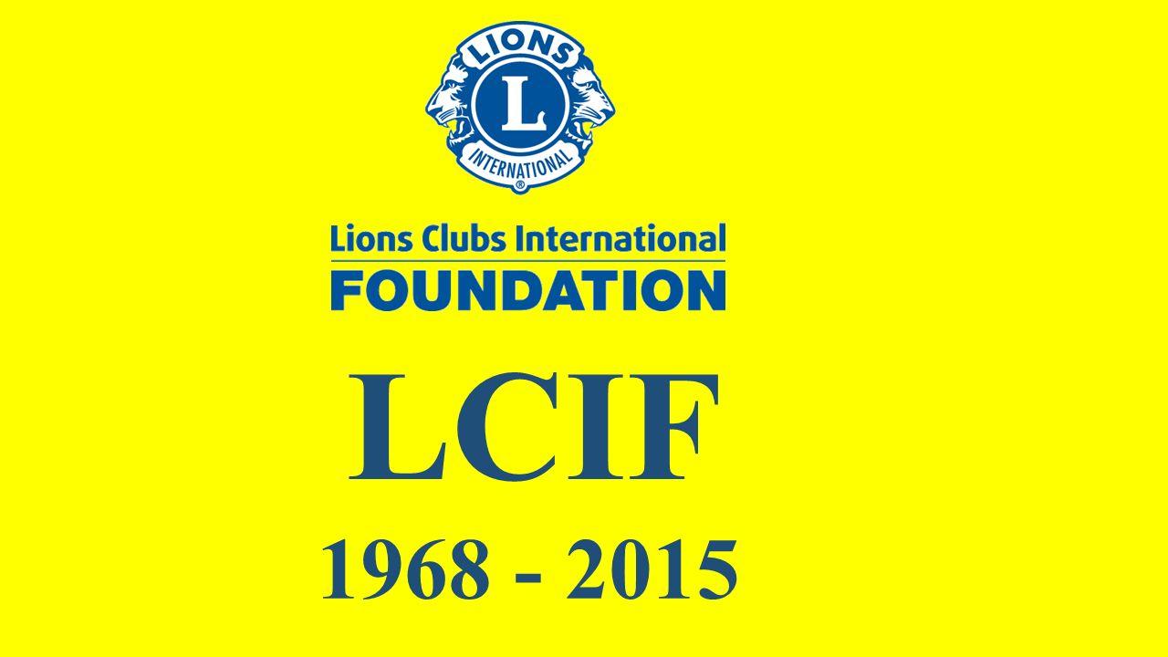 LCIF - ORGANISATIONSPLAN FörtroenderådLCIF-ordföranden (IPIP) 1.