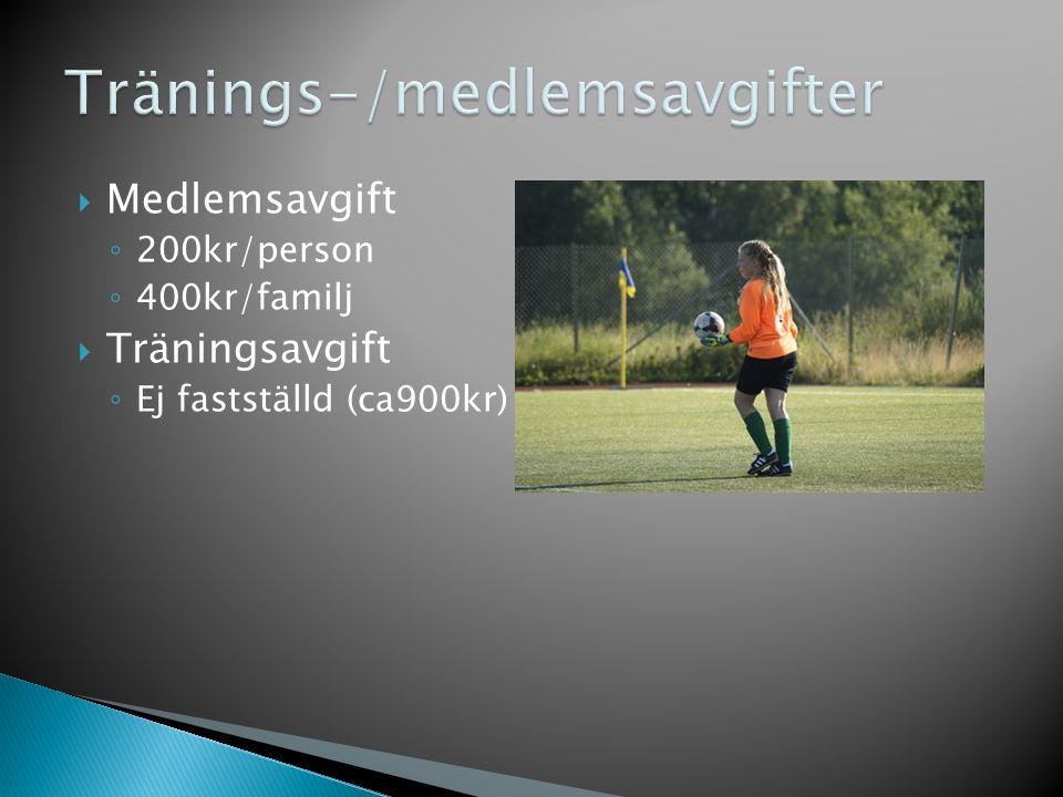 Kostnader Seriespel-10 0003 bortamatcher i Finland, samordnas med Sävast förhoppningsvis PSG-1 500Anmälningsavgift Gothia-62 000Lagavgift, deltagaravgift, transfer, extra övernattning.
