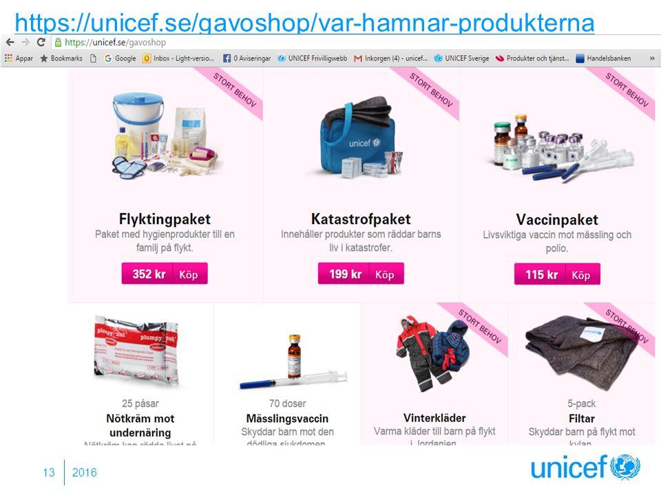 2016 13 https://unicef.se/gavoshop/var-hamnar-produkterna