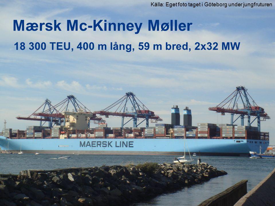 Transport  Snabbare fartyg  Transsibiriska järnvägen  Ledtid Nakhodka-Buslovskaya 11,5 dagar  Jan-nov 2005: 81 500 TEU, -18% från 2004  Drastiska prishöjningar 2006: Östgående trafik (230-330% ökning) Tomma (470-650%)  Kapacitet begränsad till 1 MTEU.