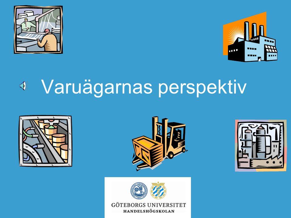 Transportarbetets utveckling inom EU-27, tonkm (Källa: Europeiska Kommissionen, 2012)