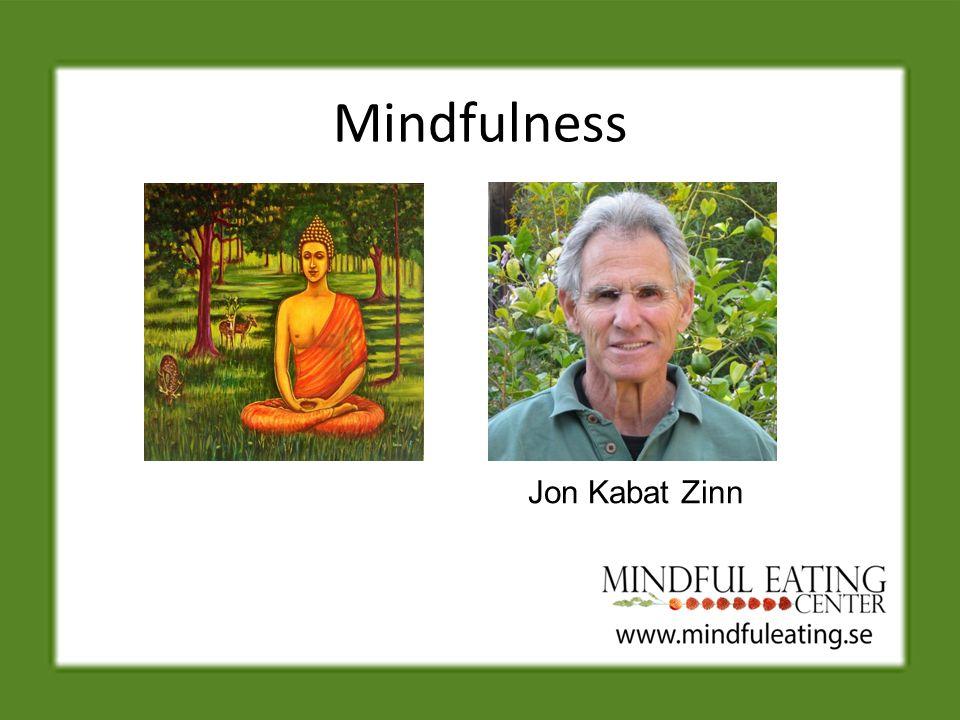 Mindfulness Jon Kabat Zinn