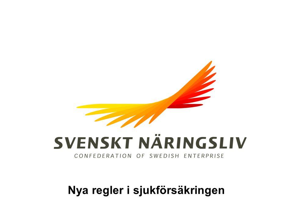 Teknikföretagen – för Sveriges viktigaste företag Arbetsgivarens ansvar under sjuk- och rehabiliteringsprocessen