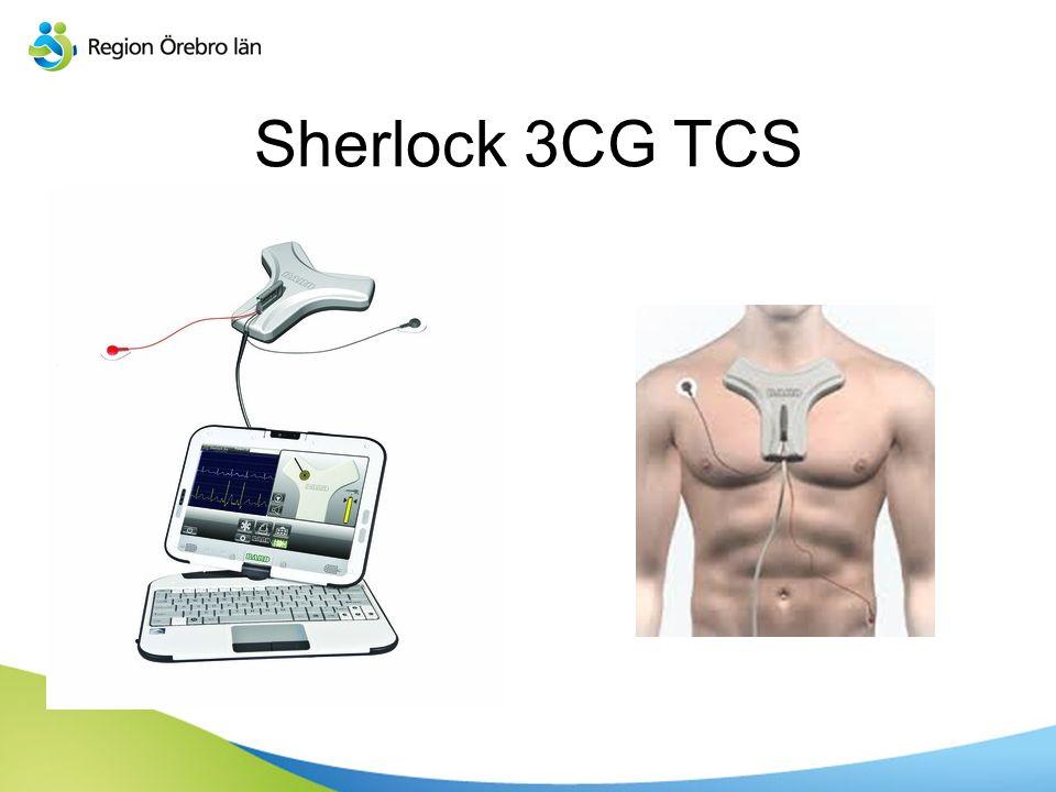 Sherlock 3CG TCS