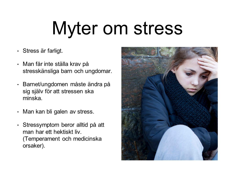 Vad händer med oss när vi blir stressade? https://www.youtube.com/watch?v=hnpQrMqDoqE