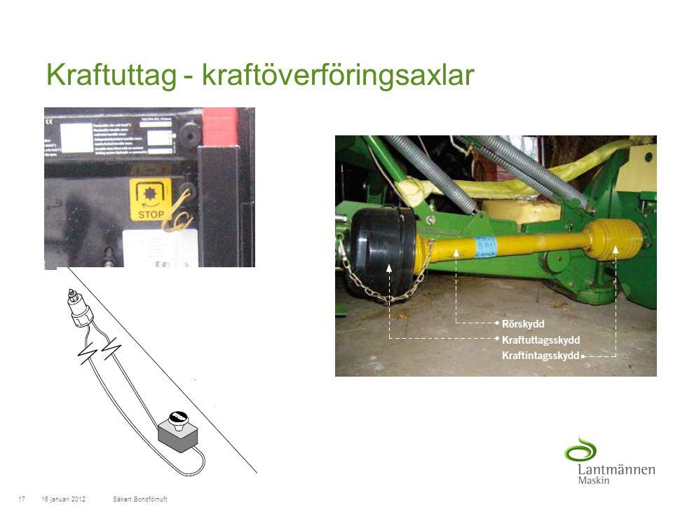 LandscapeLM-Maskin Kraftuttag - kraftöverföringsaxlar 16 januari 201217Säkert Bondförnuft