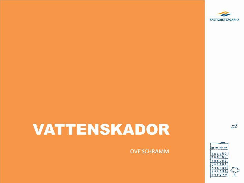 VATTENSKADOR OVE SCHRAMM