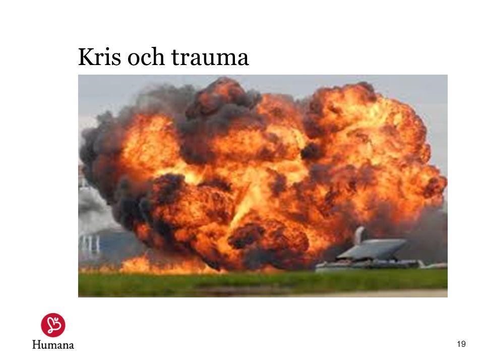 Kris och trauma 19