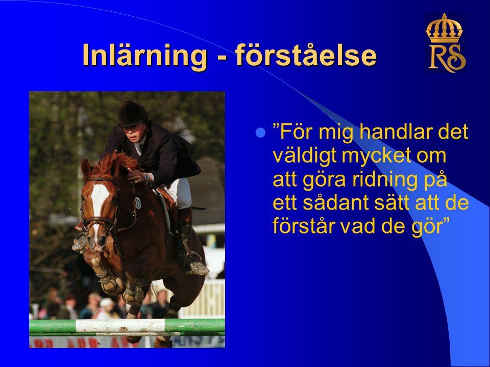 Pedagogiska tips Utgå från eleven Ansvar och delaktighet Engagemang och intresse Var ett föredöme.
