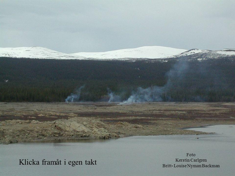 Foto Kerstin Carlgren Britt- Louise Nyman Backman Klicka framåt i egen takt