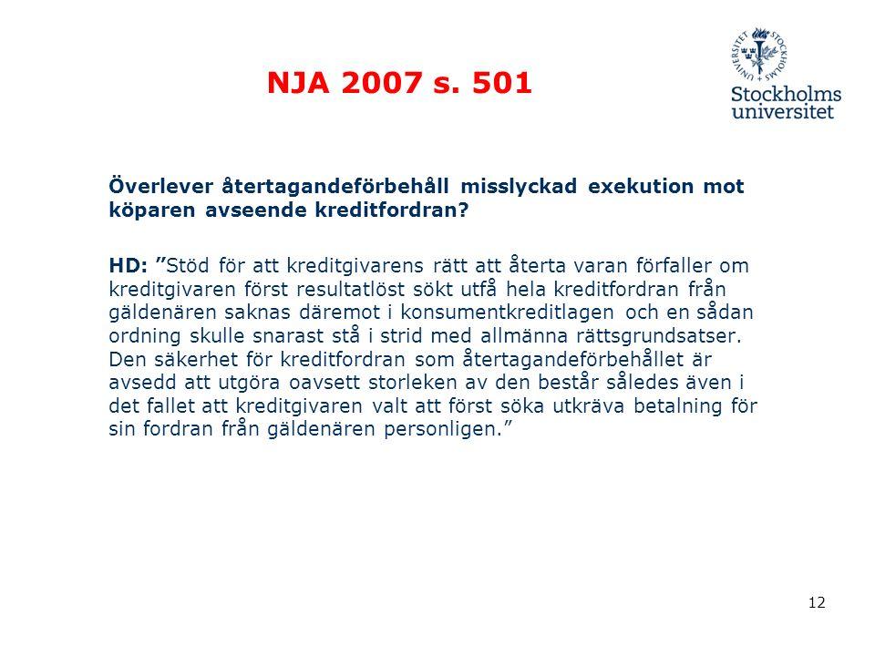 NJA 2007 s.