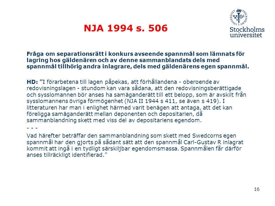 NJA 1994 s.