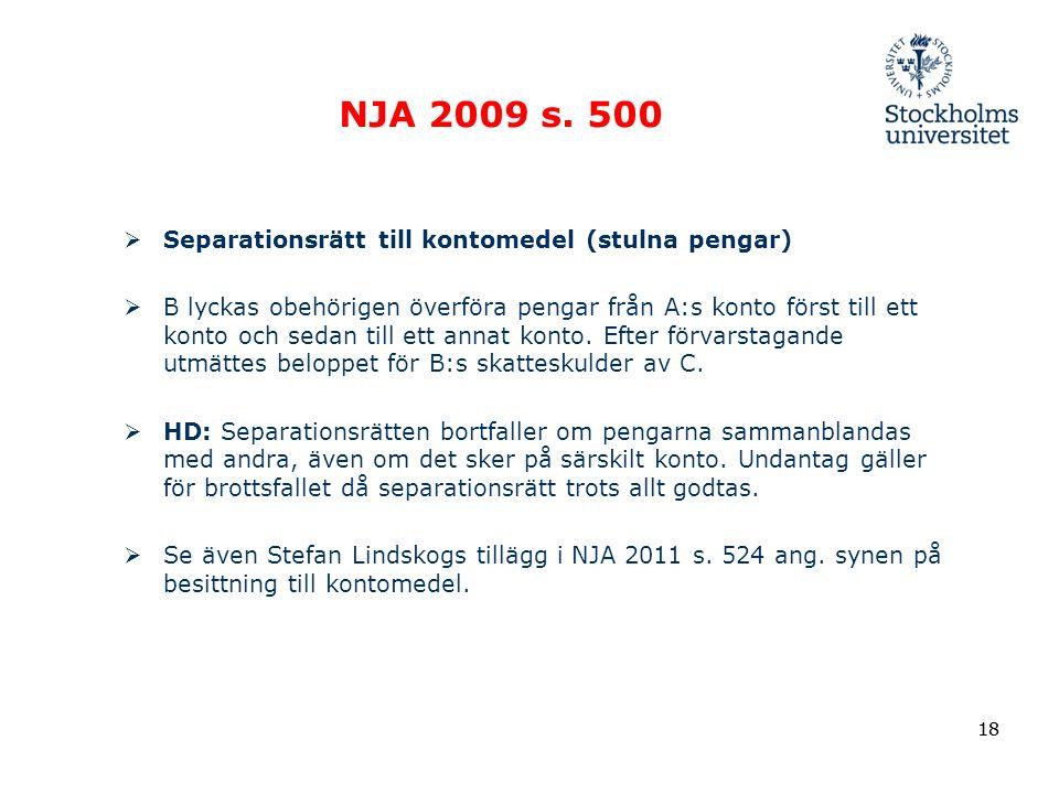 18 NJA 2009 s.